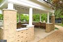 Enjoy the pavilion while dining alfresco! - 8380 GREENSBORO DR #1017, MCLEAN