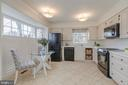 Open Kitchen with table space - 4741 23RD ST N, ARLINGTON