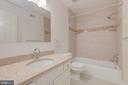 Upper Level 2nd Full Bathroom - 4741 23RD ST N, ARLINGTON