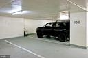 Garage parking space #106 on B-1 level conveys. - 8380 GREENSBORO DR #1017, MCLEAN