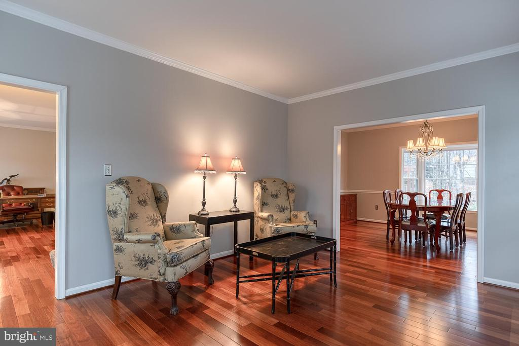 Living Room - 47 CHRISTOPHER WAY, STAFFORD