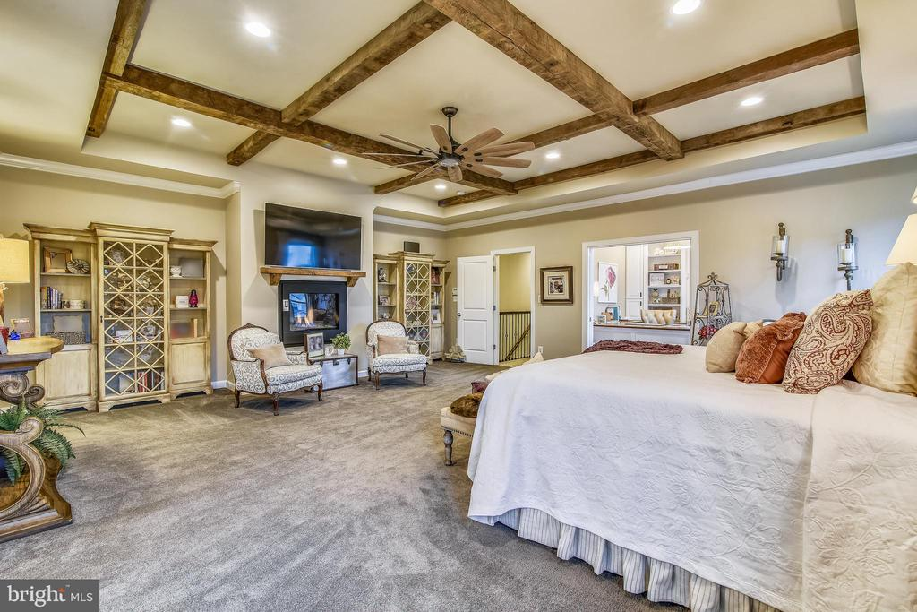 RECESSED LIGHTING AND CEILING FAN/LIGHT - 20800 EXCHANGE ST, ASHBURN