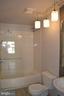 Master bath - 45060 BRAE TER #201, ASHBURN