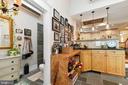 Main-level Full Bathroom/Wetbar - 755 GRACE ST, HERNDON