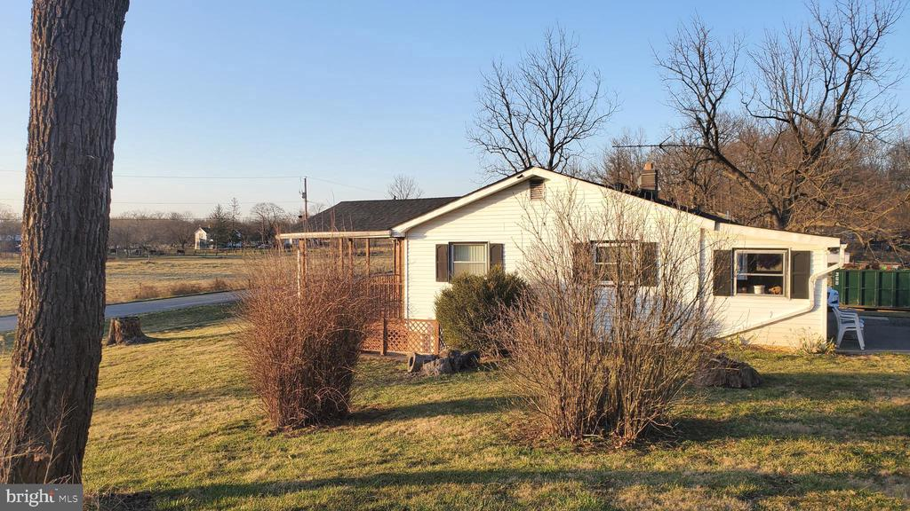 SIDE  VIEW - 1700 KIMBLE RD, BERRYVILLE