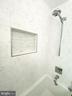 New Shower/Tub with Niche - 2812 S COLUMBUS ST, ARLINGTON
