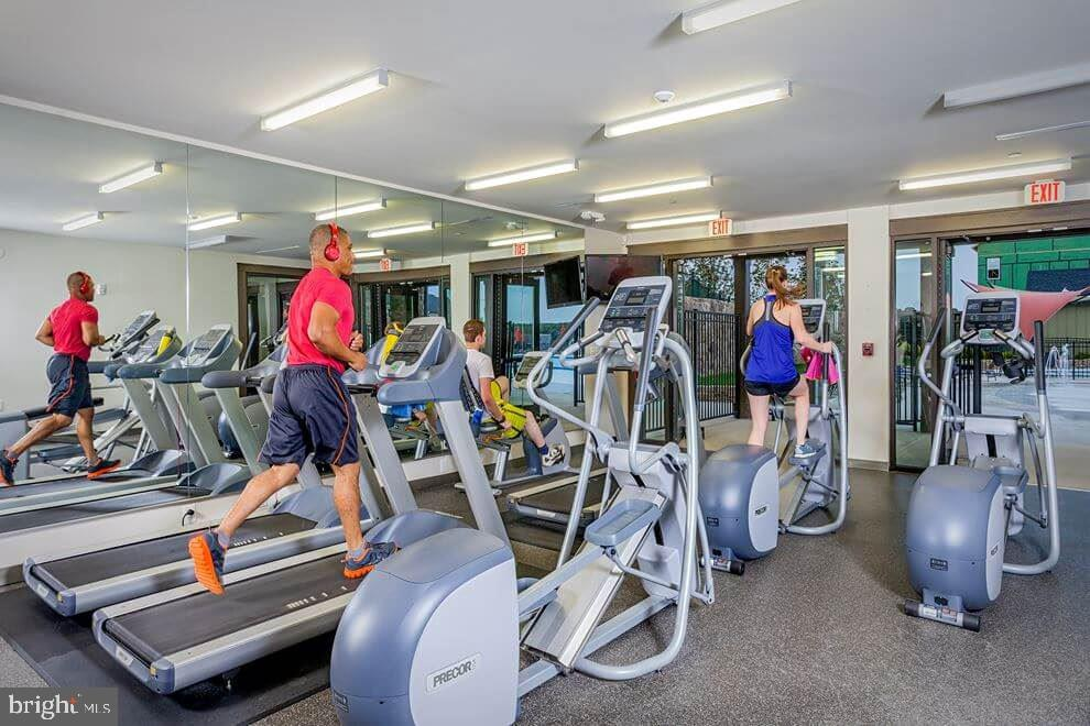 Exercise Room - 950 ASPEN RD, STAFFORD