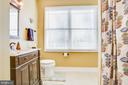 Third full bath Bonus Room level - 208 LIMESTONE LN, LOCUST GROVE