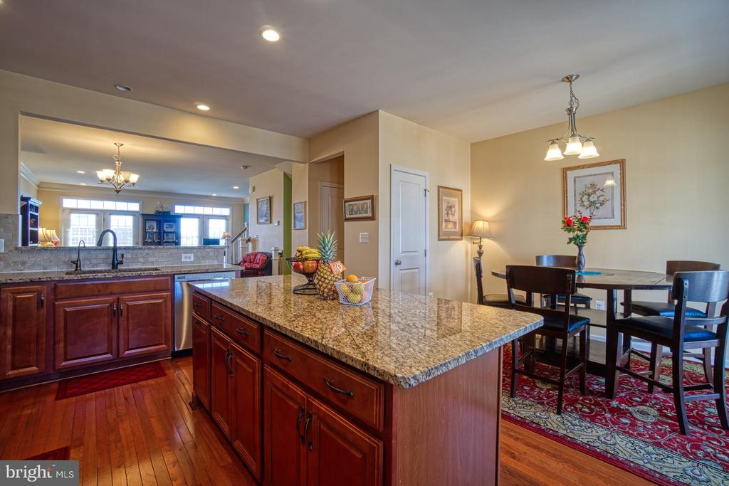 Extended Island - Perfect for Entertaining - 23399 CARTERS MEADOW TER, ASHBURN