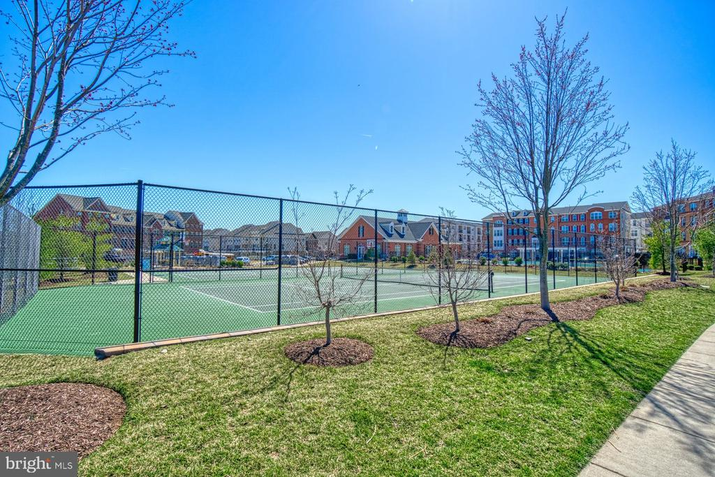 Several Tennis Courts Throughout the Community - 23399 CARTERS MEADOW TER, ASHBURN