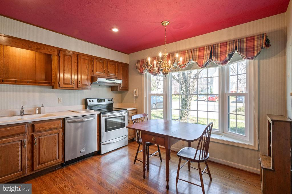 Stainless steel appliances - 1993 CIDERMILL LN, WINCHESTER