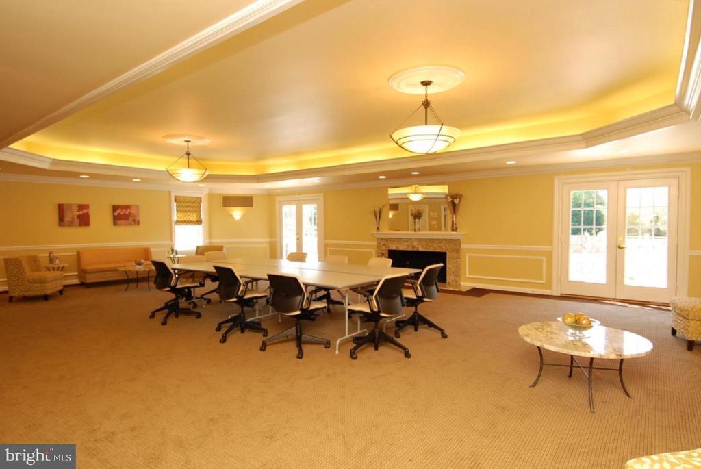 Party Room/Community Room - 5801 EDSON LN #T1, ROCKVILLE
