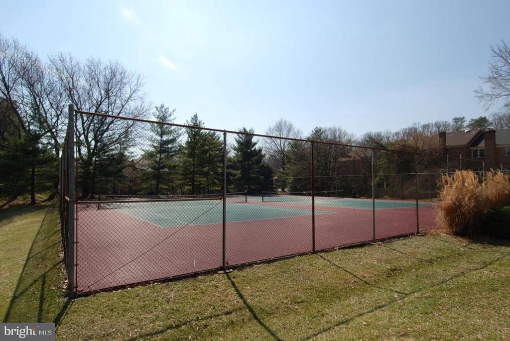 Tennis Courts - 5801 EDSON LN #T1, ROCKVILLE