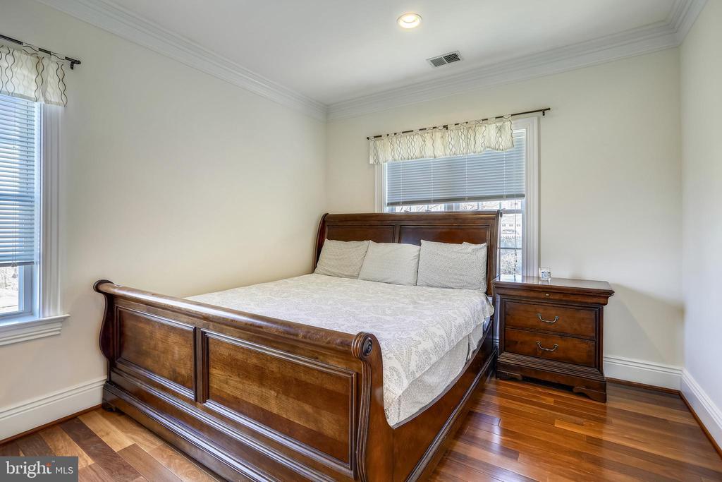 Upper-Level   Bedroom - 10201 WOODMOOR CIR, SILVER SPRING