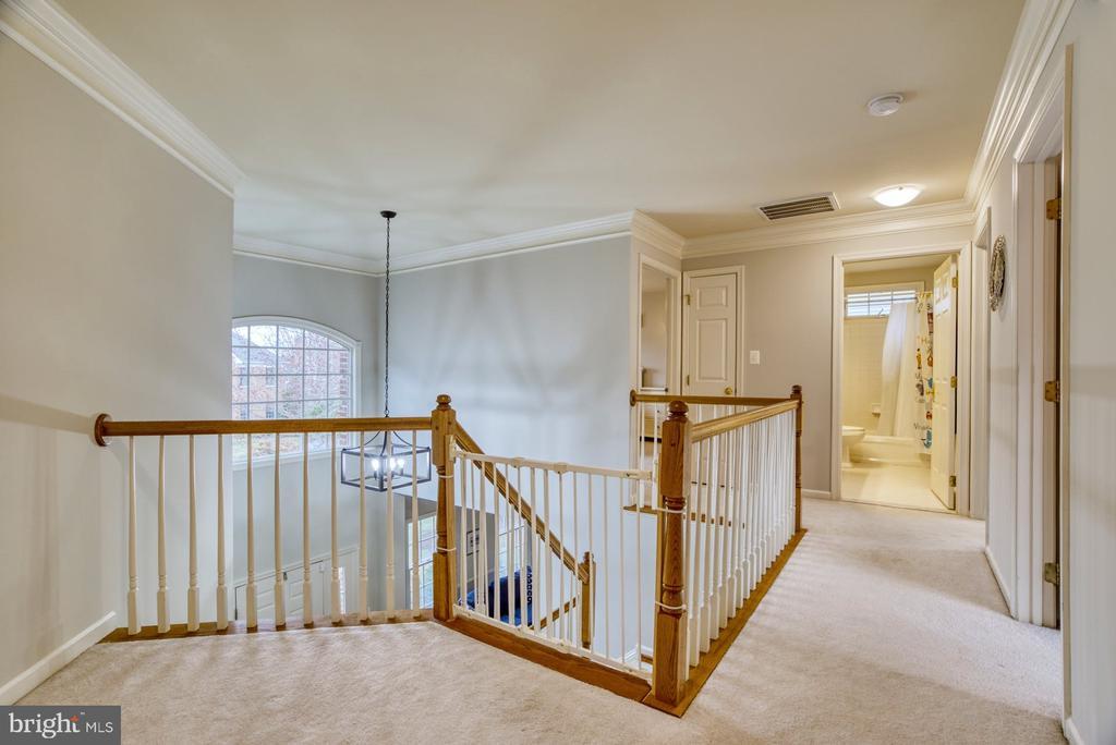 Upper Level Foyer - 10855 HUNTER GATE WAY, RESTON