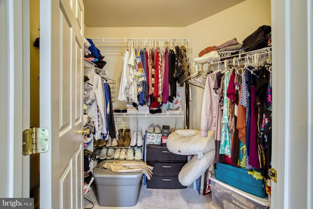 2 of 2 Walk In Closets - 10855 HUNTER GATE WAY, RESTON