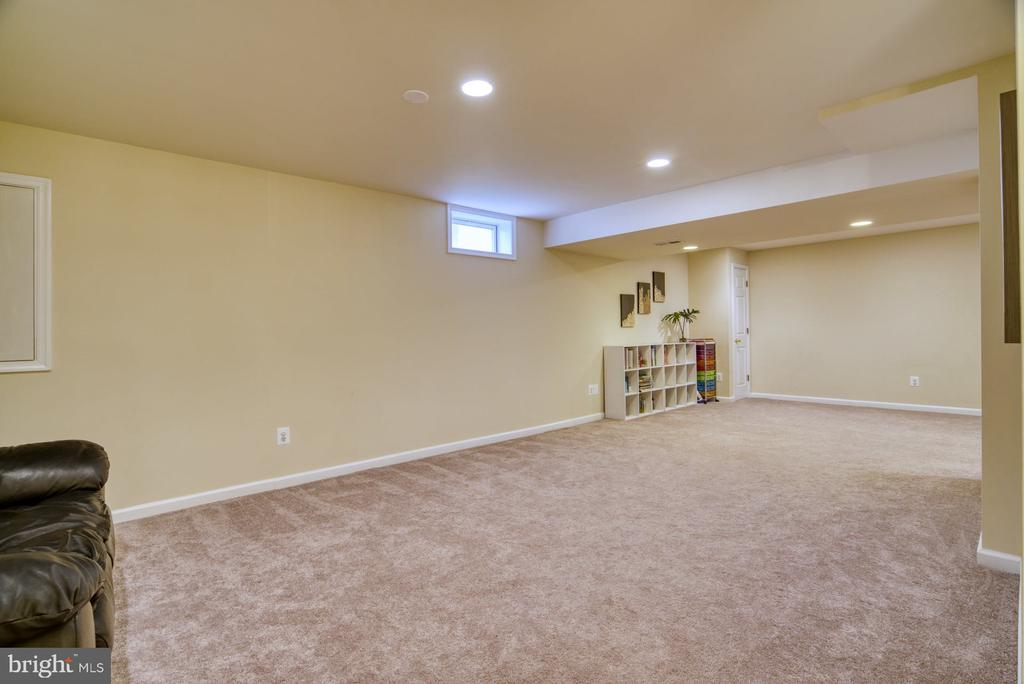 Lower Level Recreation Room - 10855 HUNTER GATE WAY, RESTON