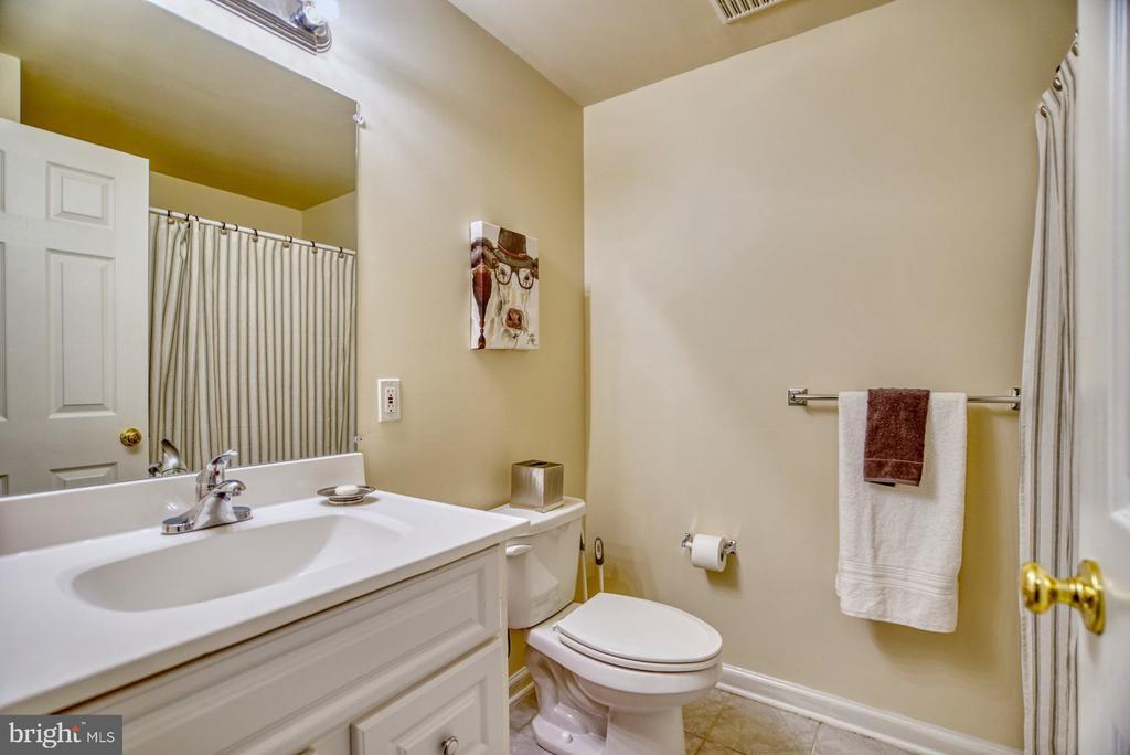 Lower Level Full Bath - 10855 HUNTER GATE WAY, RESTON