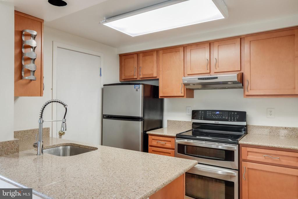 Kitchen - 9737 HELLINGLY PL #30, GAITHERSBURG