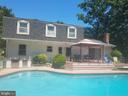 Summer Photo of Pool - Provided by Seller - 9107 ROOKINGS CT, SPRINGFIELD