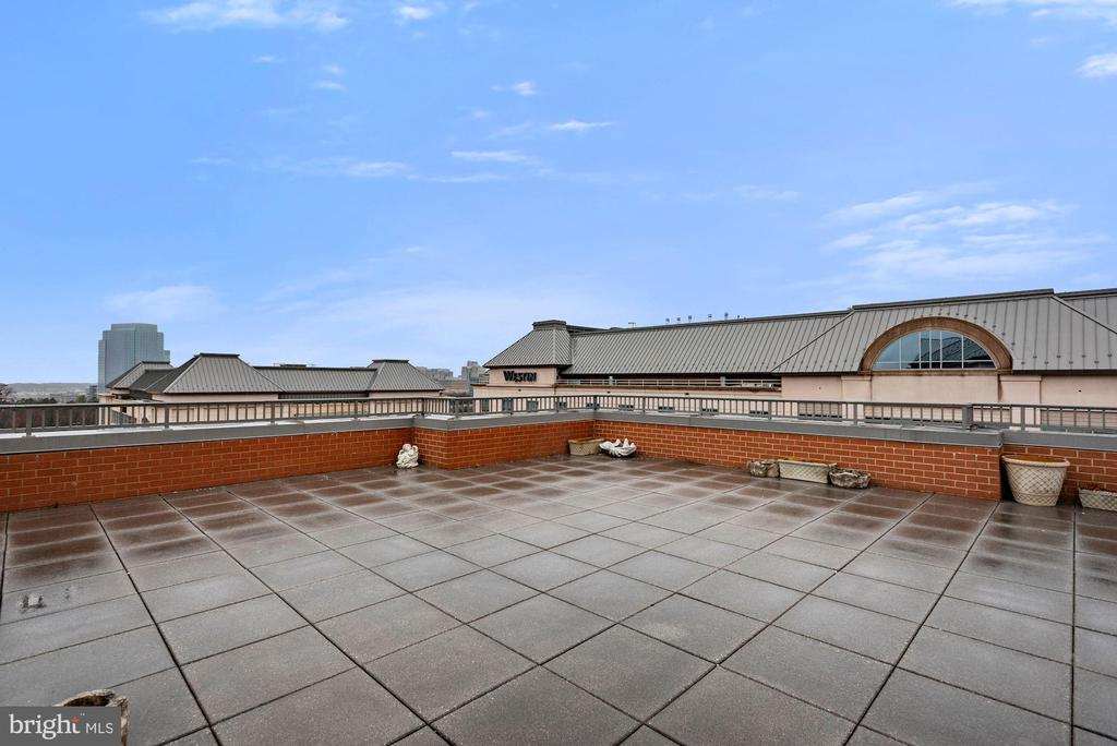 Penthouse Balcony - 11760 SUNRISE VALLEY DR #1004, RESTON