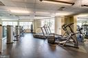 Fitness Center in the Mercer - 11760 SUNRISE VALLEY DR #1004, RESTON