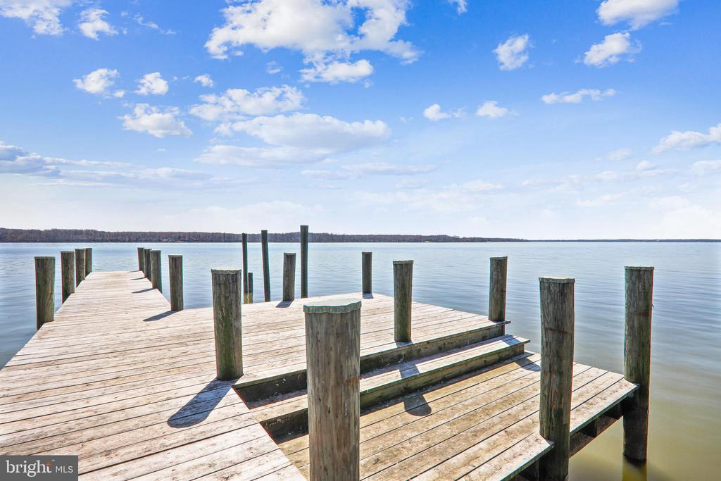 Private dock w/ boat slips is the perfect retreat - 3903 BELLE RIVE TER, ALEXANDRIA