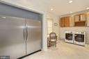 Spacious Laundry Room with NEW Washer and Dryer - 2424 N EDGEWOOD ST, ARLINGTON