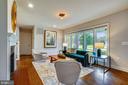 Living Room - 1605 BALTIMORE RD, ALEXANDRIA