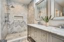 Spa like bathroom - 1605 BALTIMORE RD, ALEXANDRIA