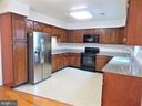Kitchen - 123 GRETNA GREEN CT, ALEXANDRIA