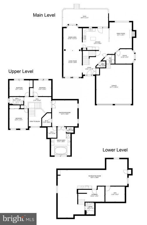 Floor Plan - 10855 HUNTER GATE WAY, RESTON