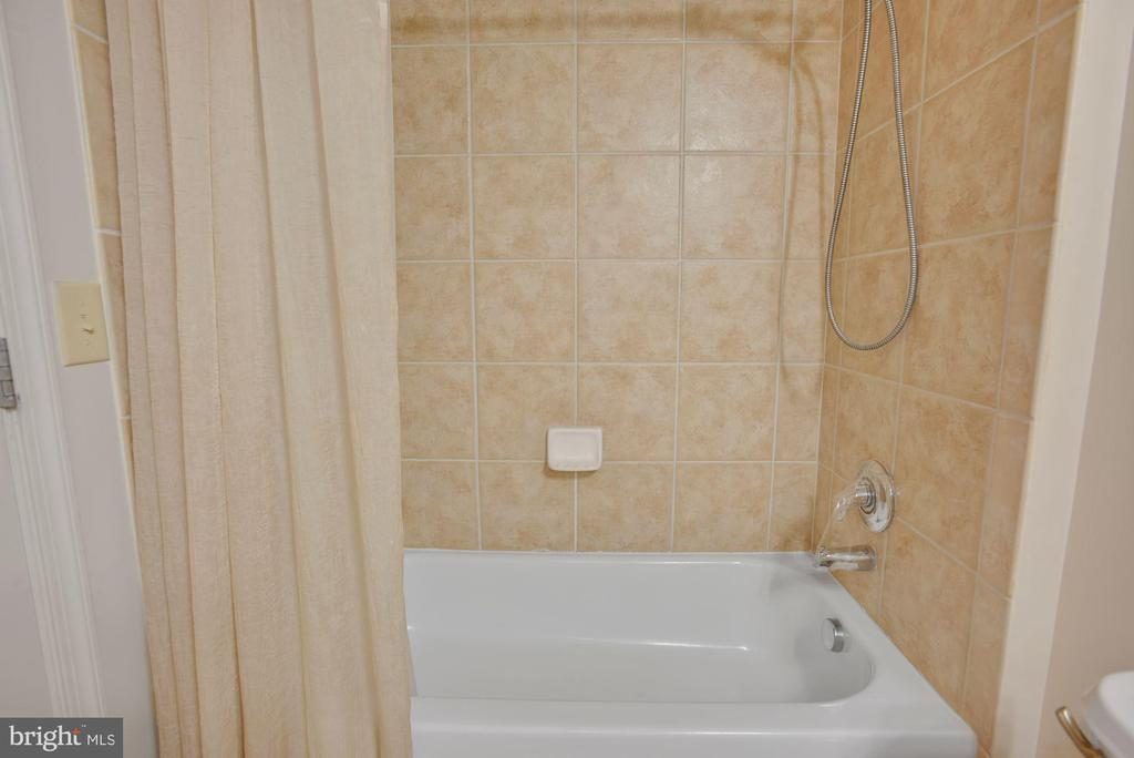 Primary bath - 11760 SUNRISE VALLEY DR #1004, RESTON