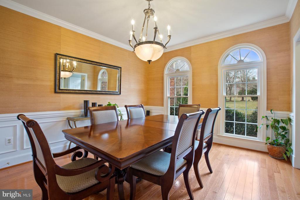 Dining Room - 5722 WINDSOR GATE LN, FAIRFAX