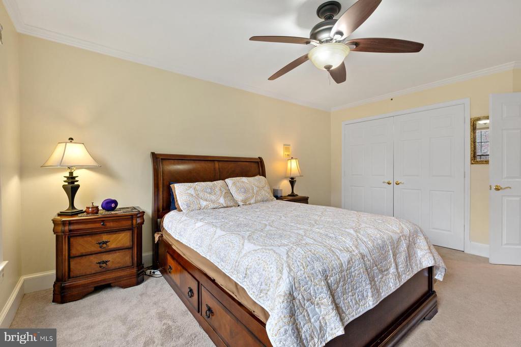 Bedroom #1 - 5722 WINDSOR GATE LN, FAIRFAX