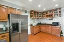 Kitchen with SS Appliances - 10613 PINEVIEW RD, MANASSAS
