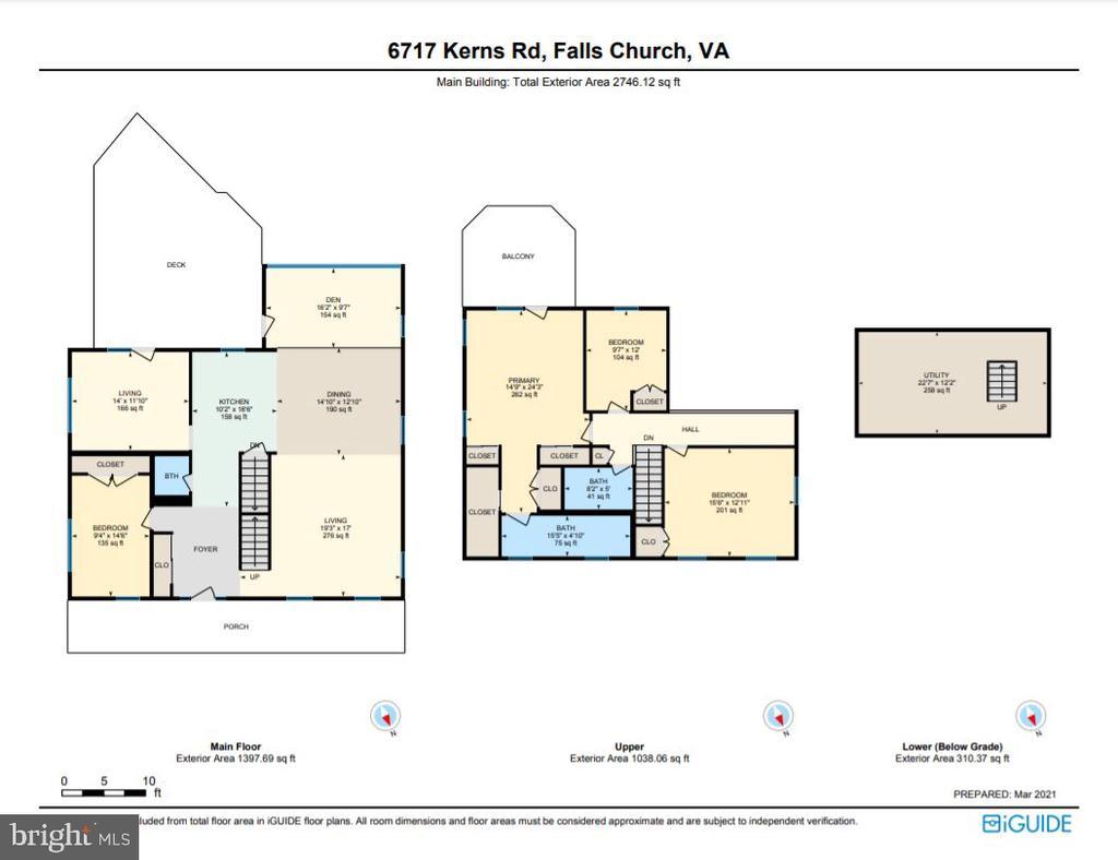 - 6717 KERNS RD, FALLS CHURCH