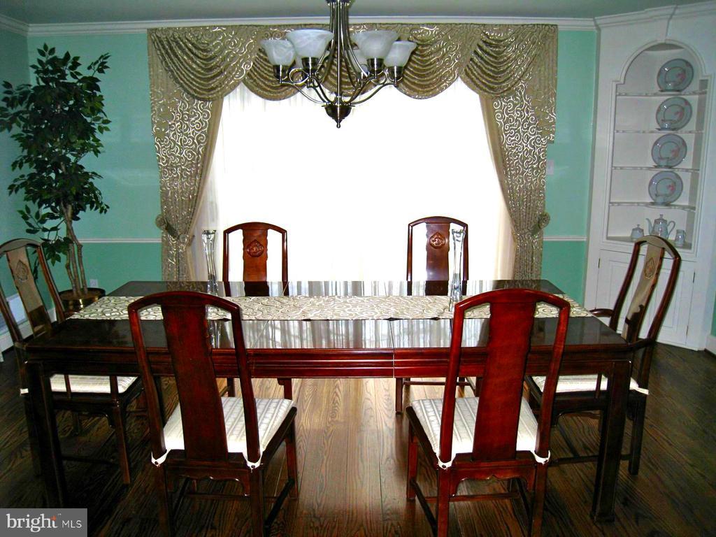 Dining Room - 121 RIVER FOREST LN, FORT WASHINGTON