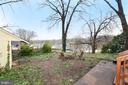 Large fenced rear yard - 6306 GENTELE CT, ALEXANDRIA