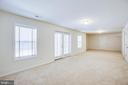 Finished basement - 94 BROOKESMILL LN, STAFFORD