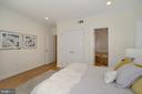 Master Bedroom - 1740 18TH ST NW #201, WASHINGTON