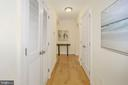 Hallway - 1740 18TH ST NW #201, WASHINGTON