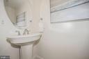 1/2 Bath - 1740 18TH ST NW #201, WASHINGTON