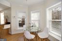 Breakfast Area - 1740 18TH ST NW #201, WASHINGTON