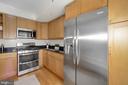 Kitchen - 1740 18TH ST NW #201, WASHINGTON
