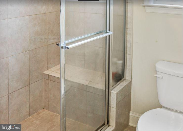 Full bath on lower level - 17353 REDSHANK RD, DUMFRIES