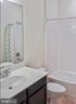 Hall bath upstairs - 17353 REDSHANK RD, DUMFRIES