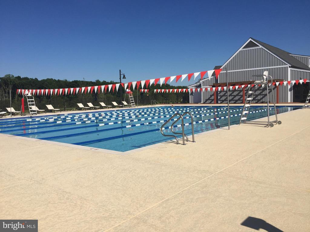 Walk to the pool complex THE SHORES CLUB - 17353 REDSHANK RD, DUMFRIES
