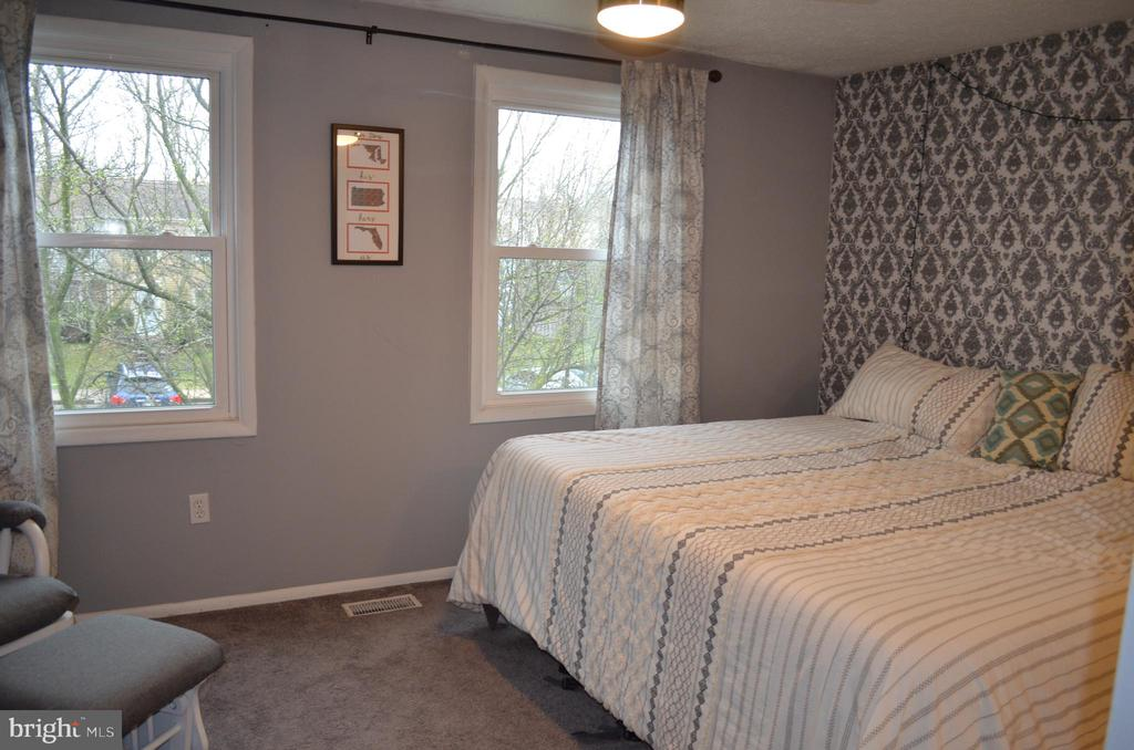 Bedroom two with plenty of space - 212 DEERVALLEY DR, FREDERICK