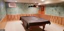 Pool Room in Basement - 55 FOX LN, WHITE POST